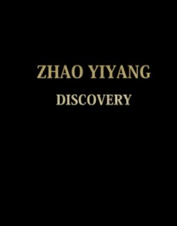 Zhao Yiyang: Discovery book cover