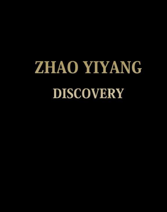 Zhao Yiyang: Discovery nach ZHAO YIYANG anzeigen