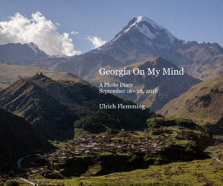 View Georgia On My Mind by Ulrich Flemming