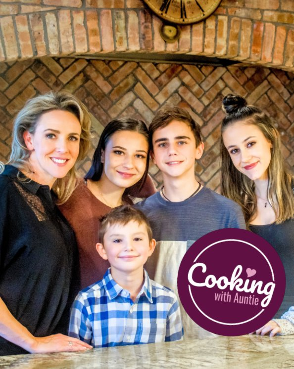 View Cooking With Auntie by Jennifer James