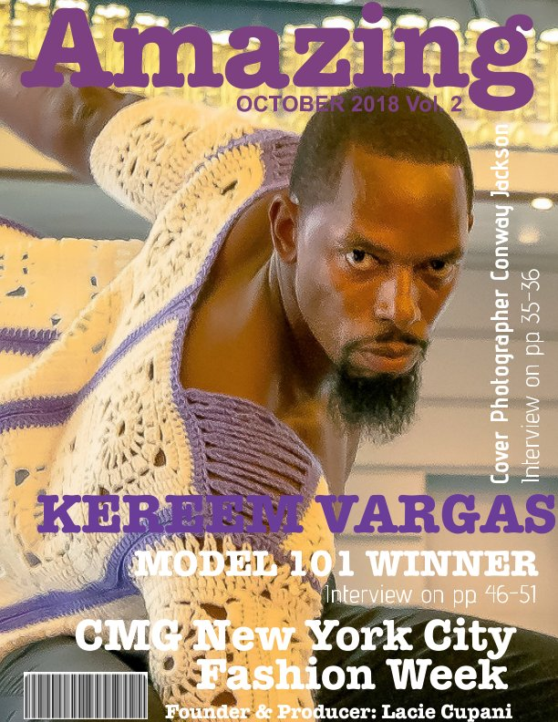 View AMAZING (October 2018, Vol. 2) by CMG Press