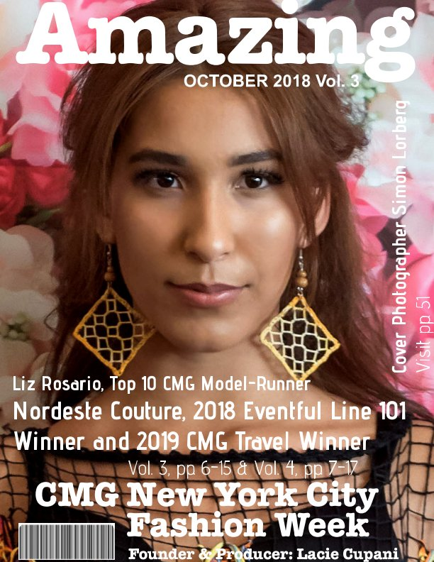 View AMAZING (October 2018, Vol. 3) by CMG Press