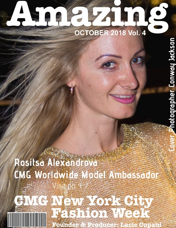 View AMAZING  (October 2018, Vol. 4) by CMG Press
