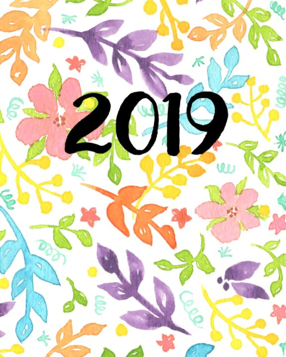 View 2019 Weekly Planner and Verse Journal (70# pages) by Alyson, Write Them On My Heart