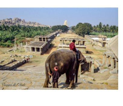Visages de l'Inde book cover