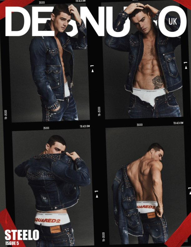 View Desnudo UK issue 5 by DESNUDO MAGAZINE