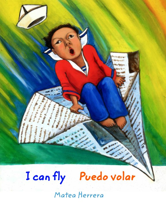 Ver I can fly por Matea Herrera
