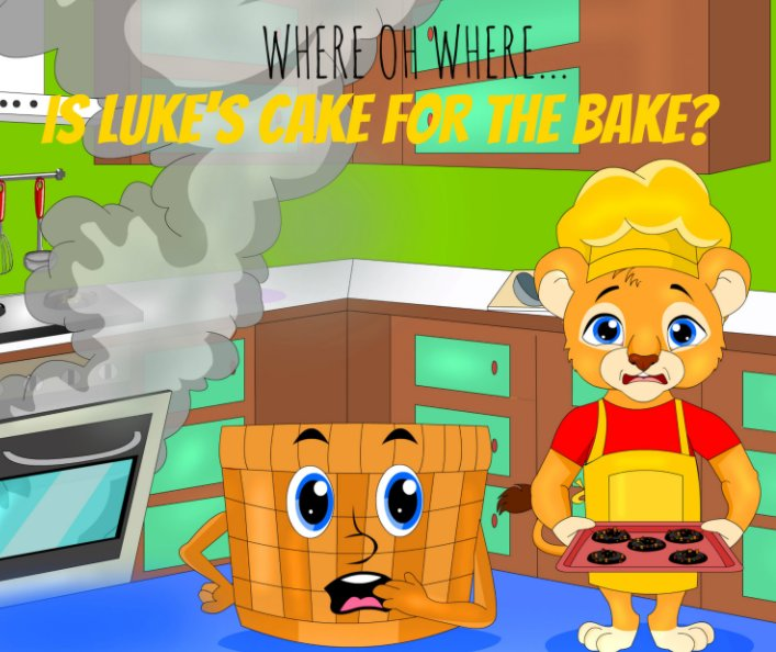 View Where oh Where.. Is Luke's Cake for the Bake? by Luke Lion Inc
