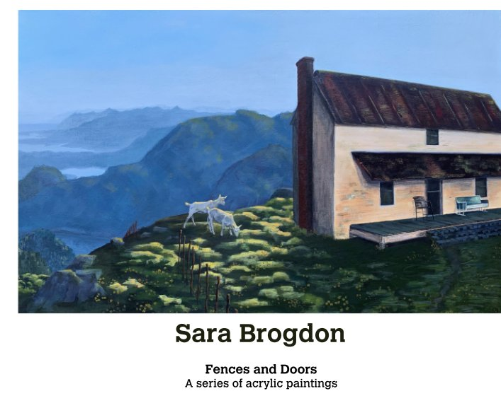 View Fences and Doors by Sara Brogdon