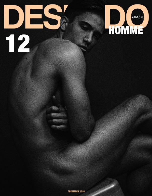 View Desnudo Homme by Desnudo Magazine