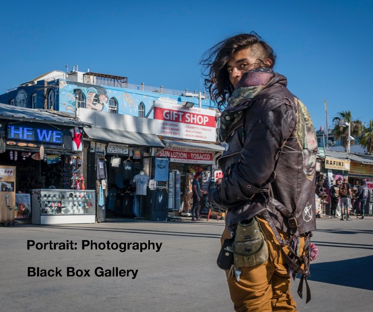 View Portrait: Photography by Black Box Gallery