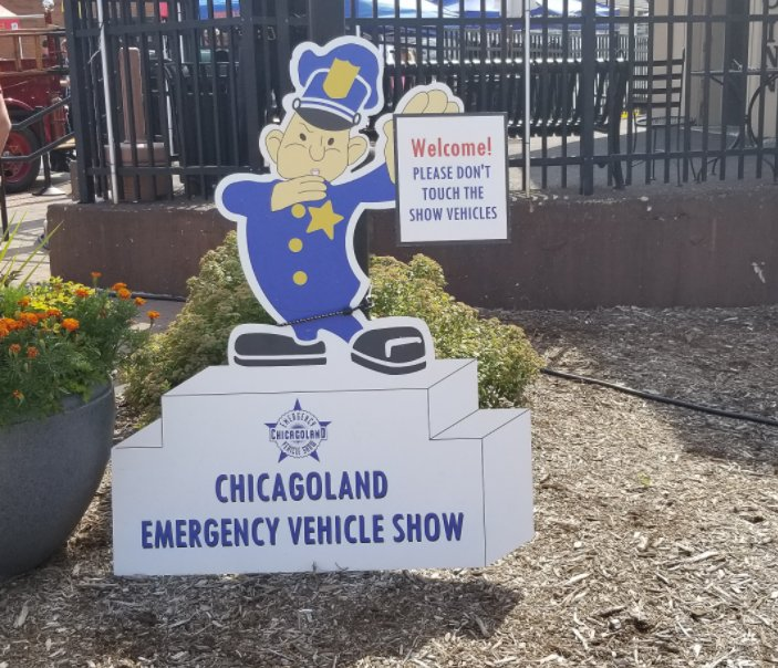 View Chicagoland Emergency Vehicle Show by Mike Yungers