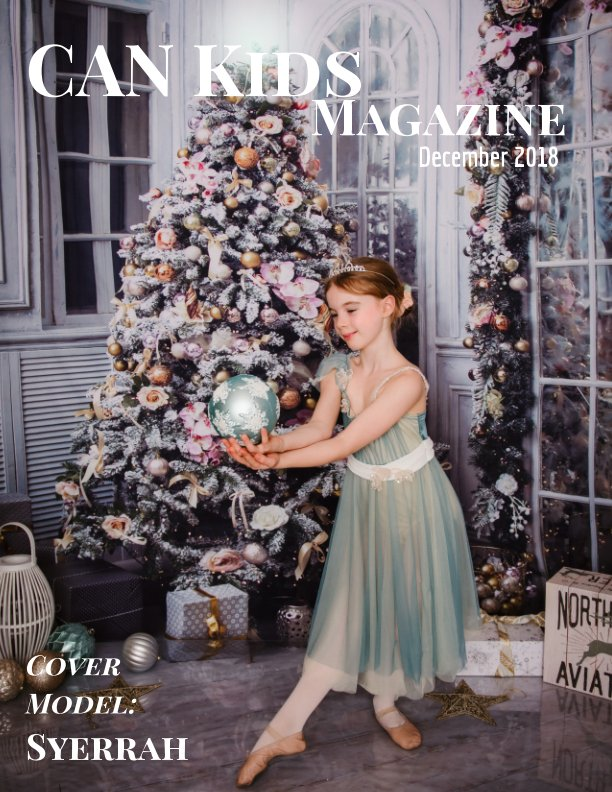 View December 2018 by CANKids Magazine