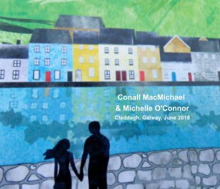 Conall MacMichael and Michelle O'Connor book cover