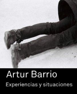 Artur Barrio book cover