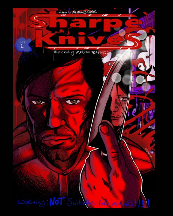 Ver Sharpe Knives por Anthony Cotter