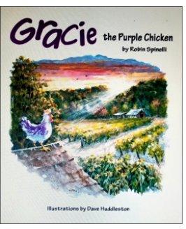 Gracie the Purple Chicken book cover