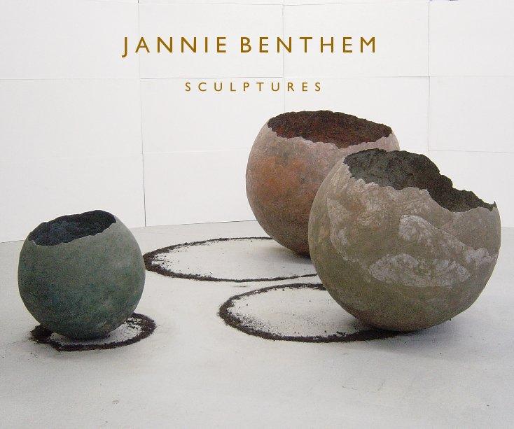 Bekijk SCULPTURES op JANNIE BENTHEM