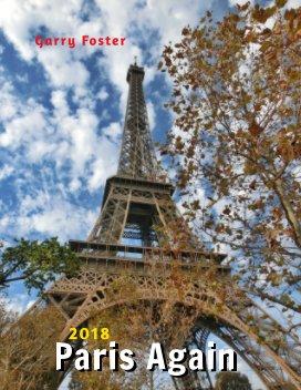 Paris Again 2018 book cover