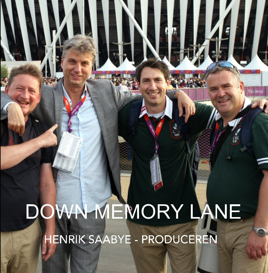 View Down Memory Lane Henrik Saabye - Produceren by Lise Kissmeyer and Crew