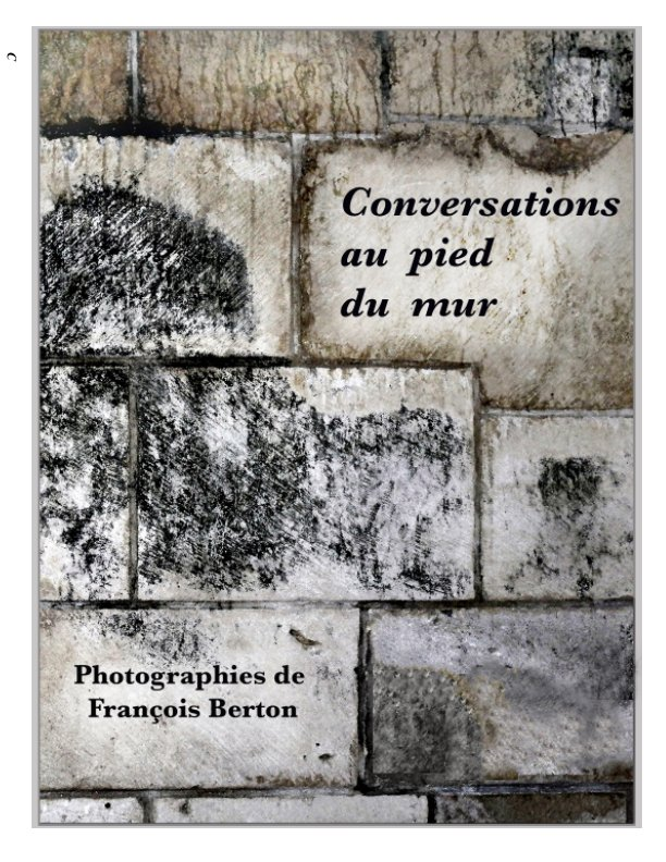 View Conversations au pied du mur. by François Berton