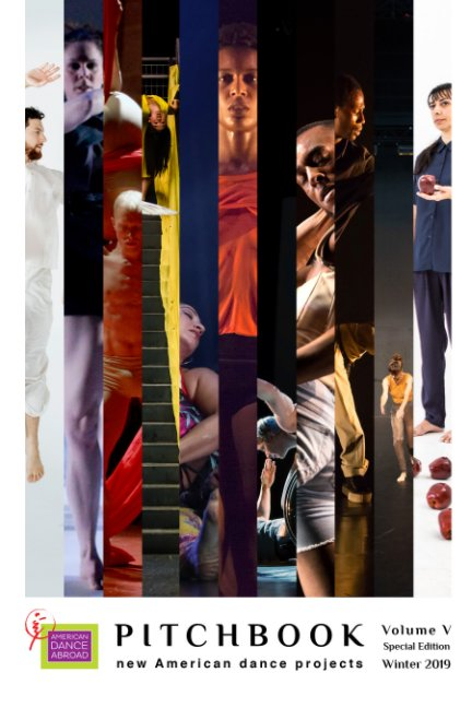 View Pitchbook: Volume V - Special Edition (print) by American Dance Abroad
