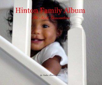 hinton family album book cover