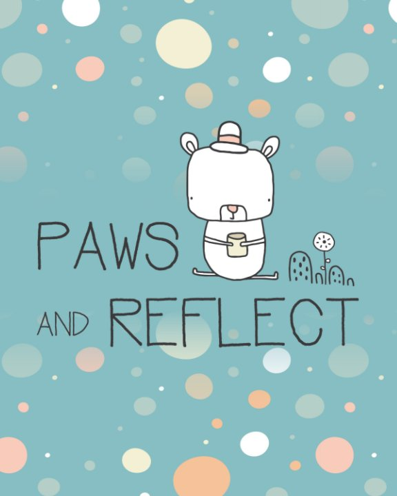 View Paws and Reflect Journal by Amber Leigh Fagan