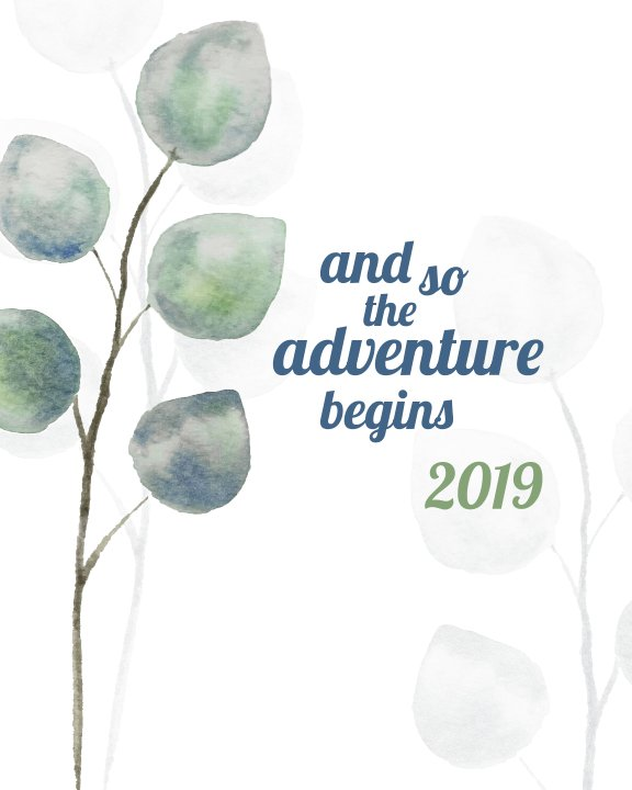 View 2019 Planner by Faith Bouchard