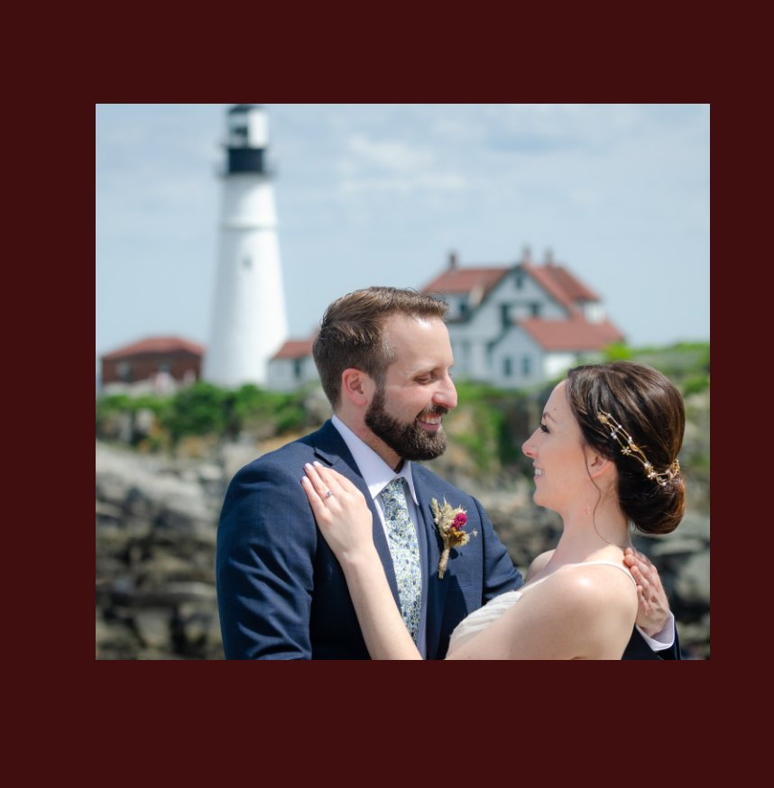 View Stratton Wedding Album (Lay Flat Pages) by Drew Lederman Photography