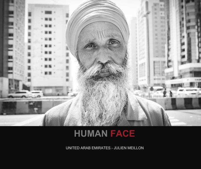 View Human Face by JULIEN MEILLON
