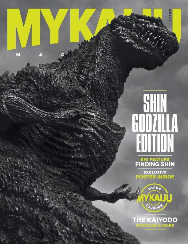 View MyKaiju Magazine by John Ruffin
