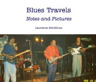 Blues Travels book cover