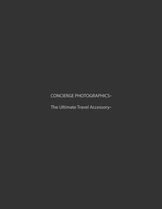View Concierge Photographics by Bradley V Husick