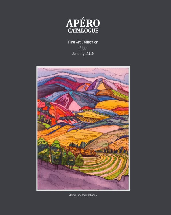 View APÉRO Catalogue - HardCover - Rise - January 2019 by EE Jacks