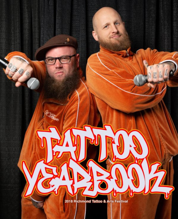 View 2018 RVA Tattoo Yearbook by Ken Penn