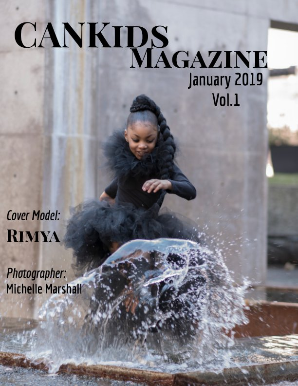 View January 2019 Vol. 1 by CANKids Magazine
