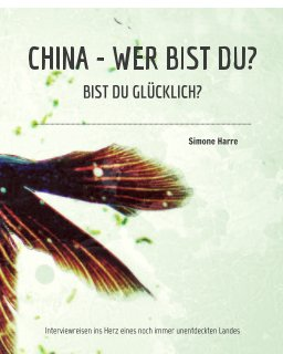 China, wer bist du? Softcover book cover