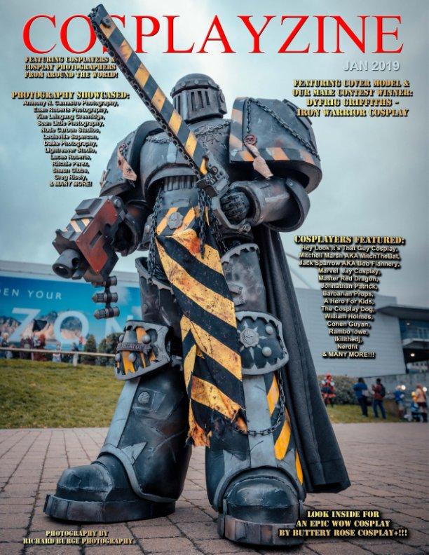 View Cosplayzine January 2019 Issue by cosplayzine