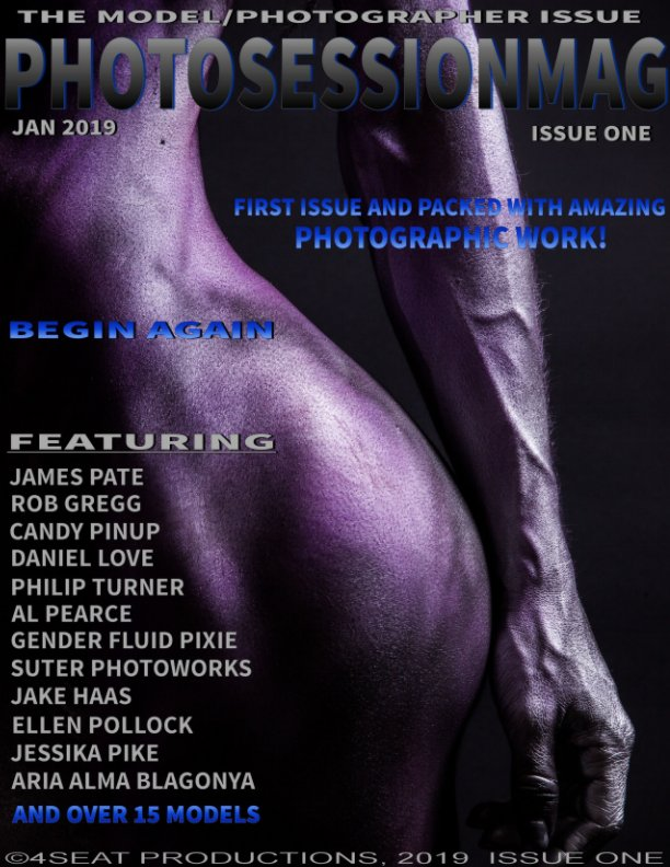 View Photosession Magazine by Kerry Ray Tracy