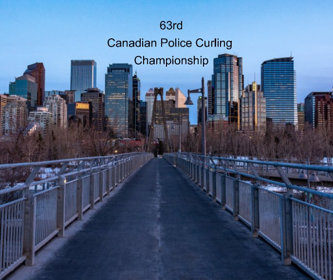 View 2018 Canadian Police Curling Championship by David Lawes