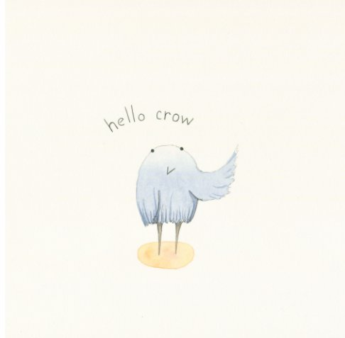 View Hello Crow by Nik Magill, Raven Magill