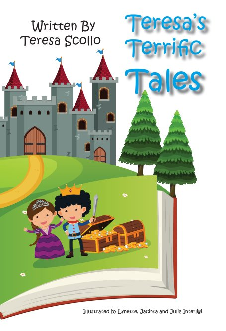 Ver Teresa's Terrific Tales por Teresa Scollo
