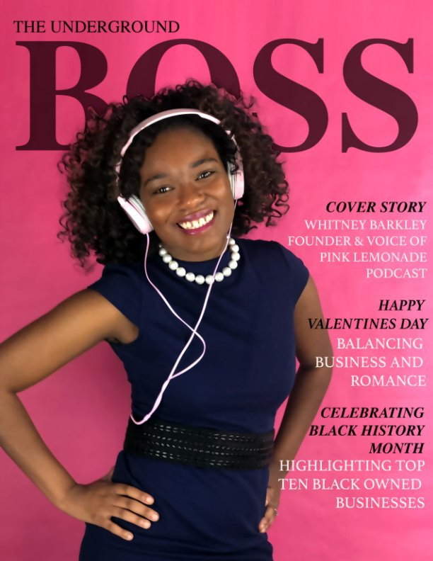 View The Underground Boss Magazine Vol 2 by Underground Boss