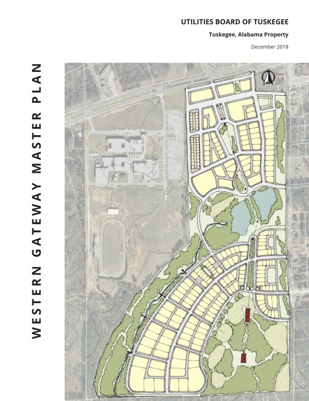 Ver Tuskegee Master Plan por PlaceMakers, LLC