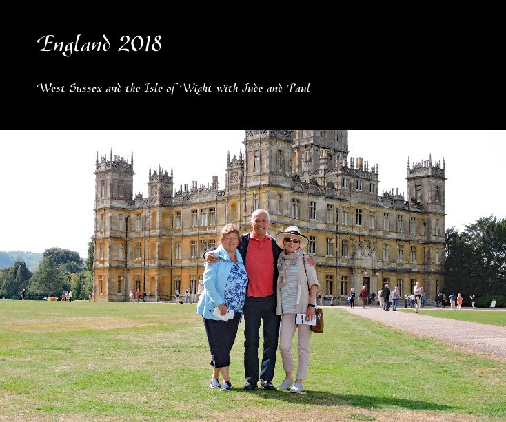 View England 2018 by Barbara and Paul Wallace
