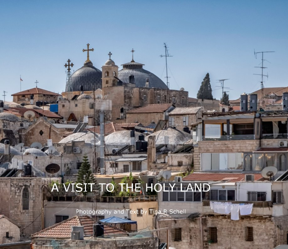 View A Visit To The Holy Land by Tina R Schell
