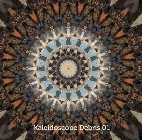 Bekijk ART Digital • Kaleidoscope Debris 01 op Atelier Argos (René Wissink)