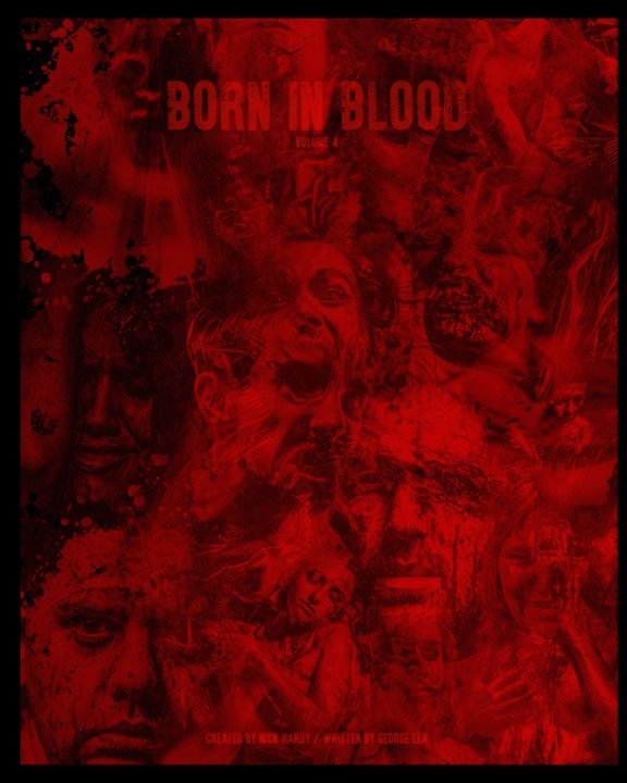 View born in blood vol 4 by Nick Hardy, George Lea