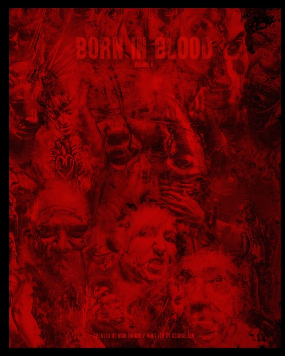 View born in blood vol 6 by George Lea, Nick Hardy